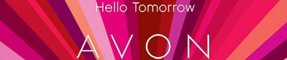 avon hello tomorrow campaign Avon: hello tomorrow 1 colors & scents for spring campaign 5 & 6 2 avon spring essentials: 5 piece beauty collection a pleated beauty.